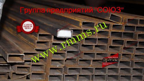 Трубы профильные прямоугольные стальные завод