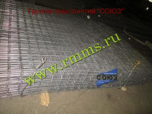 сетка арматурная 100х100 мм