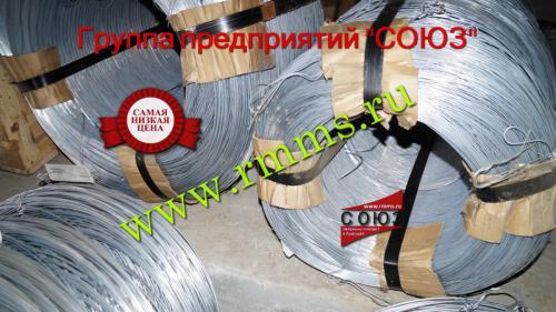 Проволока ГОСТ 3282-74 оптом