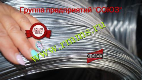 Проволока ГОСТ 3282-74 по низкой цене
